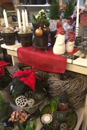 Julmarknaden på Ladan Öråker