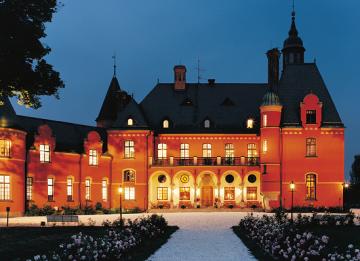 Lejondals slott är som hämtat ur en saga!<br /><br />