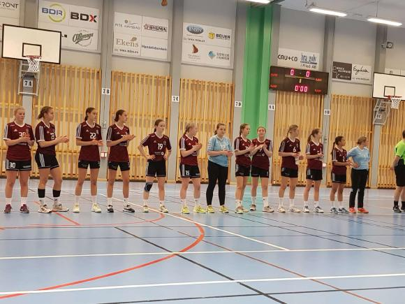 Vinröda Kungsängens SK är vidare till fjärde omgången i ungdoms-SM.