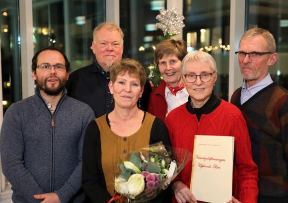 Naturskyddsföreningen i Upplands-Bro representerades av Johan Näslund, Per-Ola Björn, Carin Enfors, Ewa Tuneback, Linda Irebrand och Jörgen Franzén.