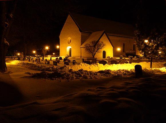 Kungsängens kyrka.