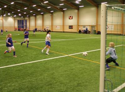 3-0 till Bro, som också blev slutresultat i matchen.