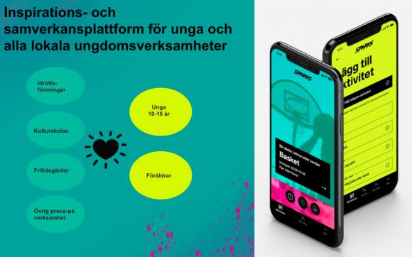 Sparks Generation lanserar en ny app som ska hjälpa unga att hitta sin \