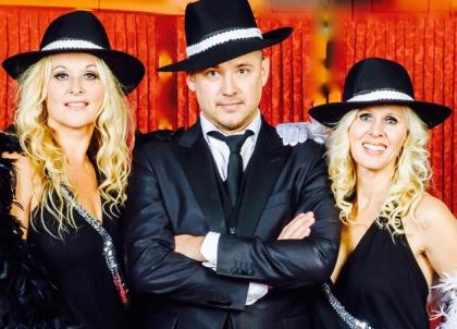 Show People:Lena Nilsson, Marcus Frenell och Eileen H Lind