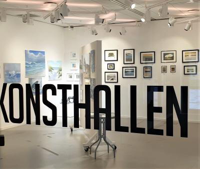 Utställningen pågår till och med den 24 oktober. Fri entré.