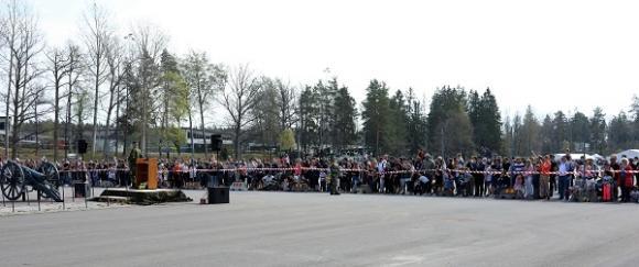 Stor publik!