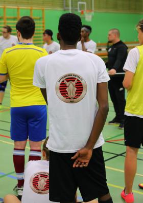 Upplands-Bro United FK är en av kommunens yngsta föreningar.