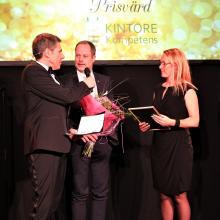 Årets Hållbara Företag 2018: Frölunda Gård, Clas af Ugglas och Therese Ekerholm