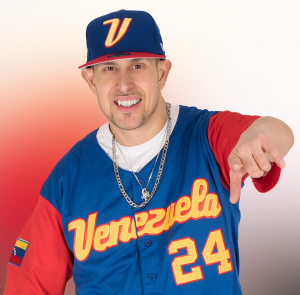 Dogge Doggelito är rappare och bland annat känd för tiden i bandet Latin Kings.