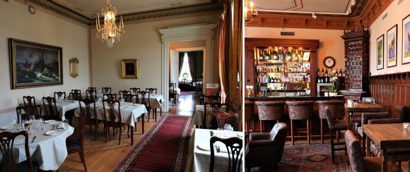 Ny färg på väggarna, linnefärgade dukar i matsalen och mysigare möblerat i baren - Magnus öga för detaljer skapar helheten han är ute efter, den ultimata mat- och dryckupplevelsen!