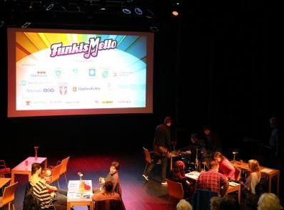 Uppskattad publiksuccé får uppföljning. 2017 var det Premiär för livesändning av Funkismello på stor duk i Kulturhuset i Kungsängen.