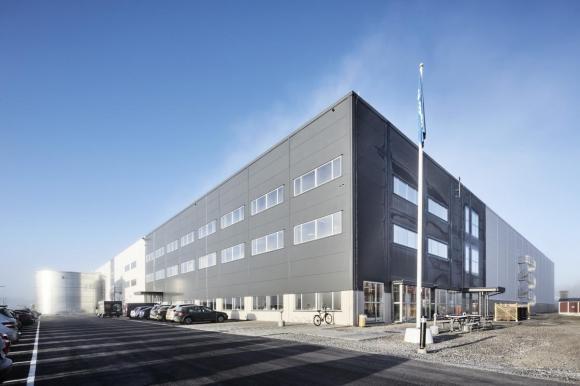 Zalando och Ingram Micro har drivit ett gemensamt projekt i Brunna Logistikpark.