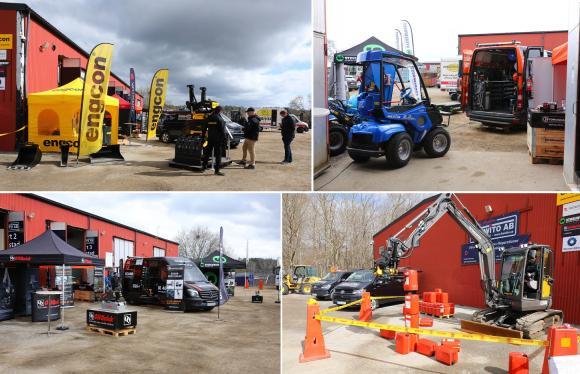 Fredag 27/4 klockan 09-18 och lördag 28/4 klockan 09-15 är det Öppet Hus och Minimässa hos Frewito i Skällsta industriområde i Bro.