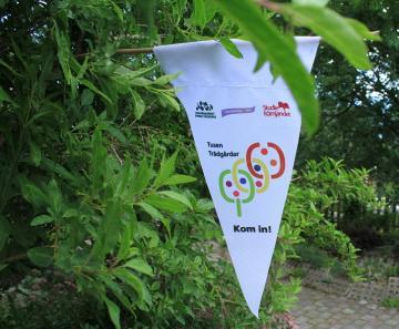 Tusen Trädgårdar är ett landsomfattande evenemang som lockar uppemot 100 000 deltagare.