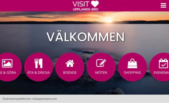 Välkommen till Upplands-Bro! På plattformen visitupplandsbro.com finns det mesta du behöver veta om vår vackra kommun.