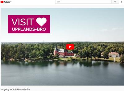 Lanseringen av portalen live-sändes på kommunens youtube-kanal klockan 13, den 10/5.