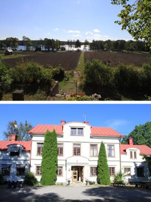 Behandlingshemmet Granby Storgård huserar på Lindormsnäs i Bro.