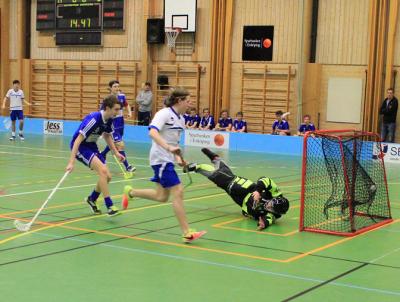Bro IK kontrade in 1-0 mot Värmdö.
