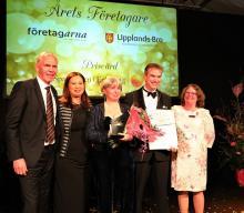 Årets Företag 2018: Frewito, Anna och Fredrik Thorburn.