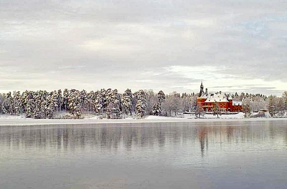 Lejondals slott.