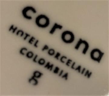 ...som Petra och Tobias hittade i Colombia. Corona.<br />Ett helknasigt sammanträffande ett år som detta.